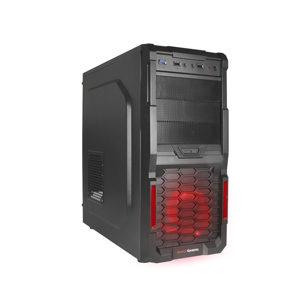 MC3 gaming mid tower