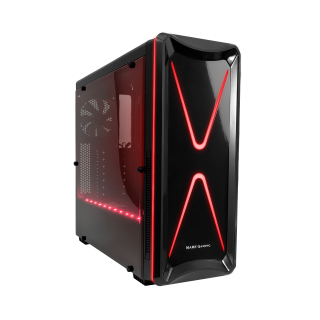 MC6 gaming mid tower