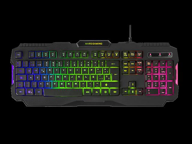 RGB Rainbow lighting