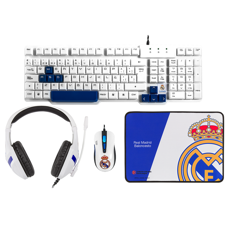 Pack Champion Real Madrid