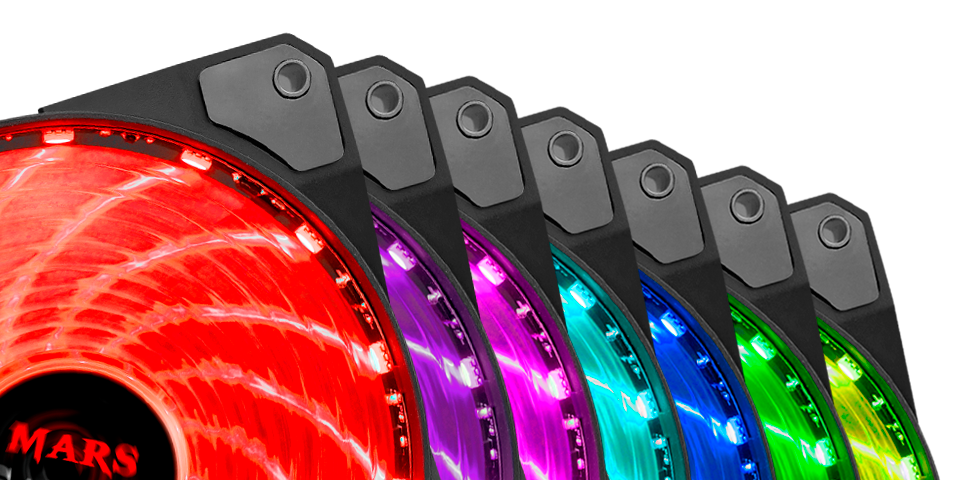 Customizable RGB lighting