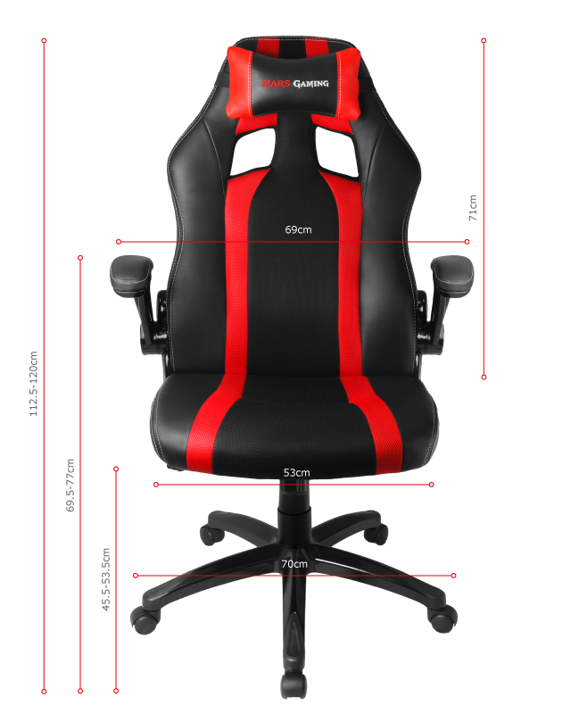 Mgc2 Gaming Chair Mars Gaming