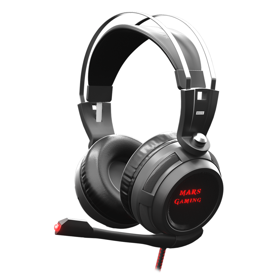 Auriculares gaming MH316