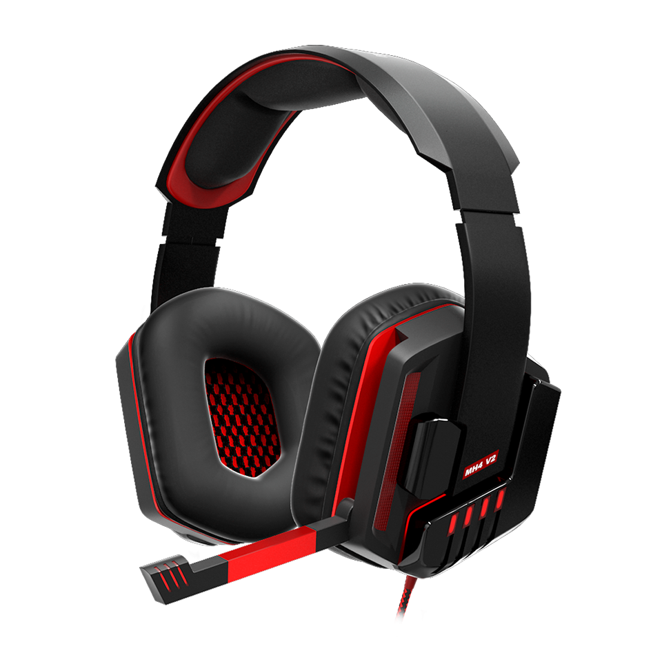 MH4V2 gaming headphones