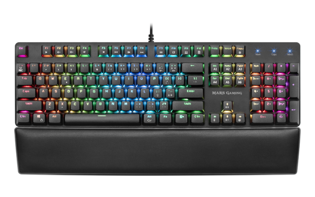 MK5 gaming keyboard