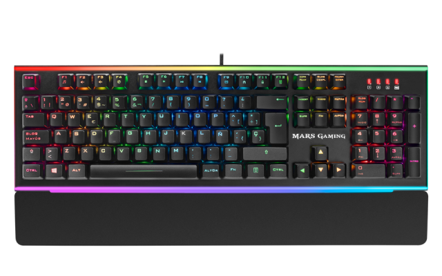 MK6 gaming keyboard