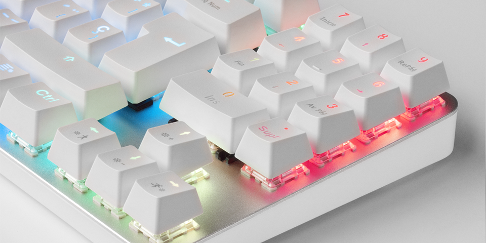 OUTEMU PRO MECHANICAL SWITCHES