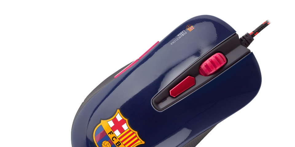 The Barca power in your hands