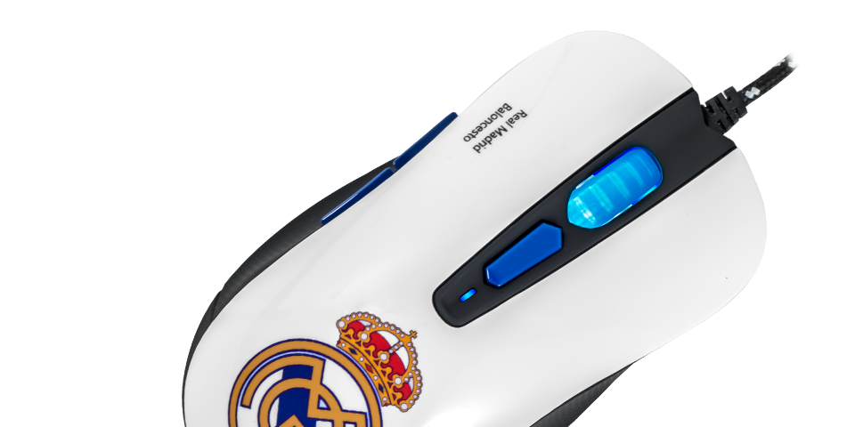 Exclusivo diseño Real Madrid