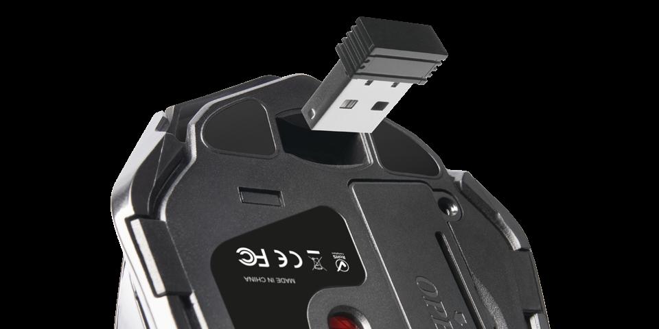 Conector USB integrado