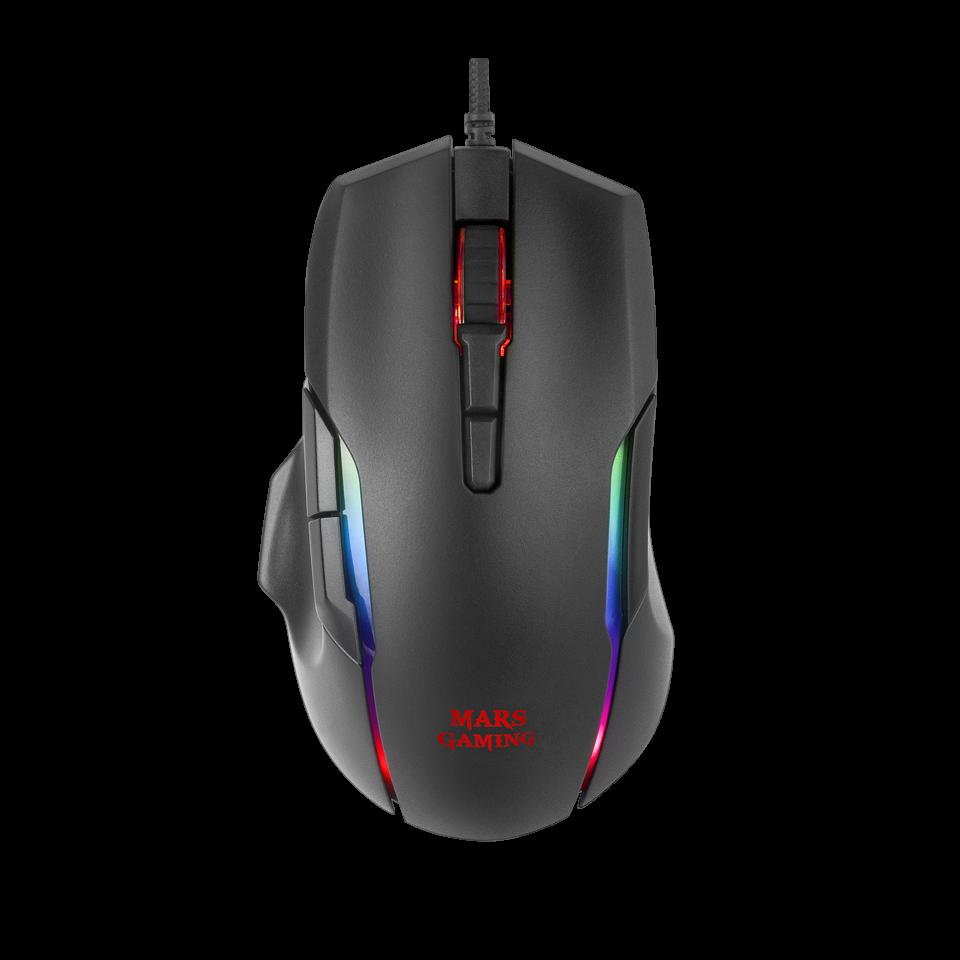 Ratón profesional MMX