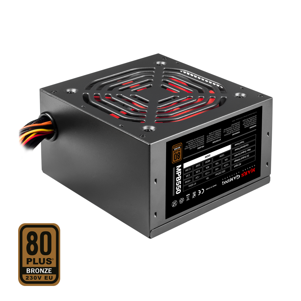 MPB550 power supply