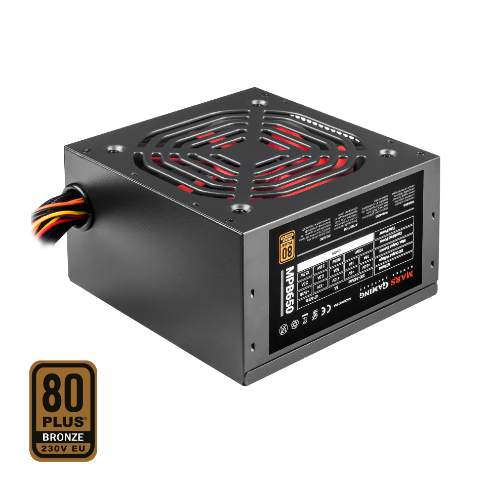 Power Supply MPB650